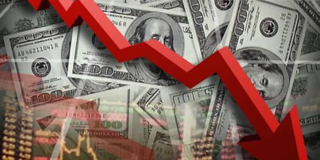 US-Dollar-Falling-Gold_rising